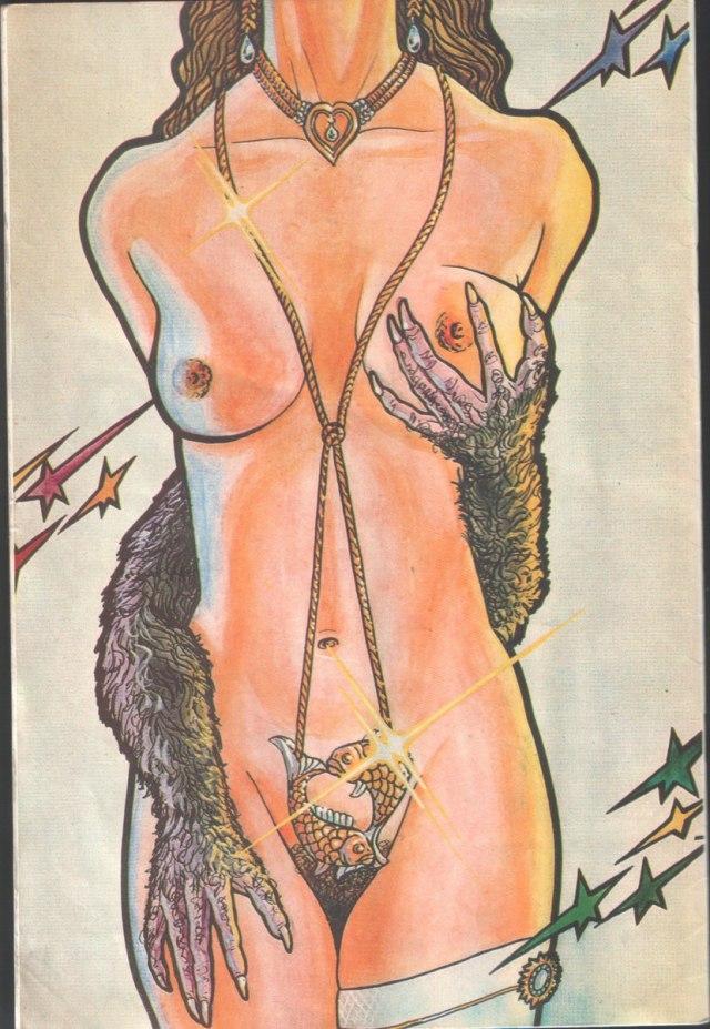 Один из первых эротических журналов 90-х годов.
